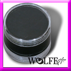 Wolfe Fx Black Face Paint