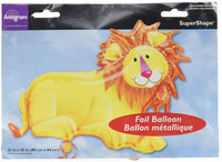 Lion SuperShape Balloon
