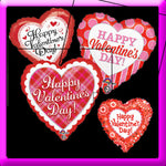 "18"" Happy Valentine's Day Foil Balloon - Assorted Designs"