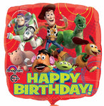 18in Toy Story Birthday Balloon