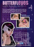 Ultimate Graffiti Eyes Stencil - Butterfly Eyes Stencil Kit