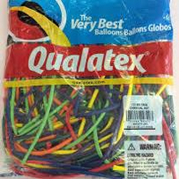 Qualatex 160Q Assorted Colours Balloon