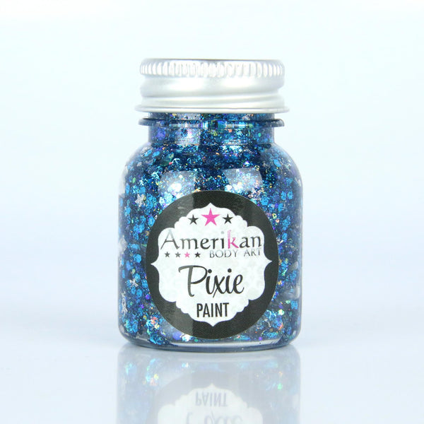 Midnight Blue Pixie Paint  -  1 ounce