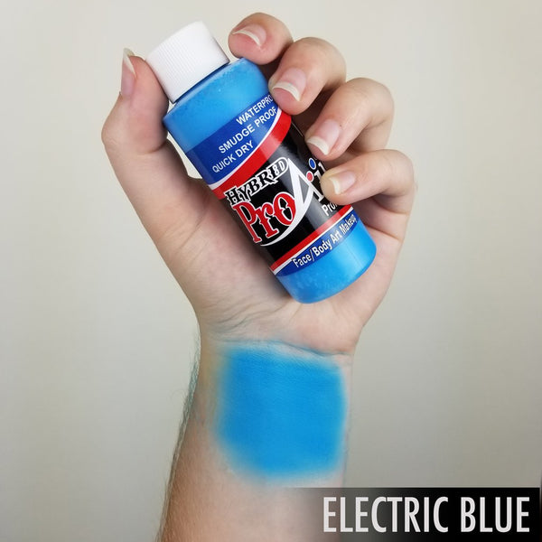 ProAiir Hybrid - Electric Blue airbrush makeup body paint