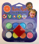 Ruby Red Pastel Palette