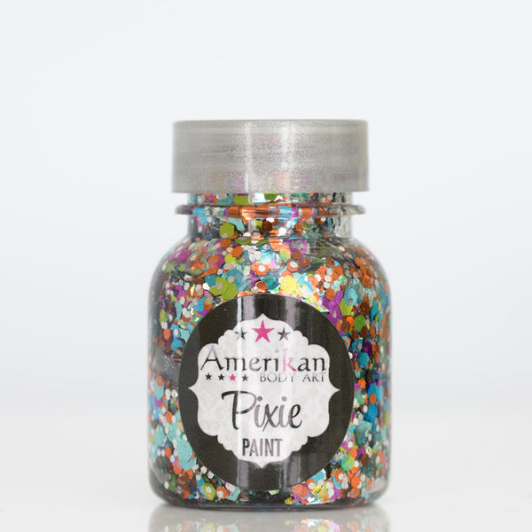 Tropical Whimsy Pixie Paint Glitter - 1 ounce