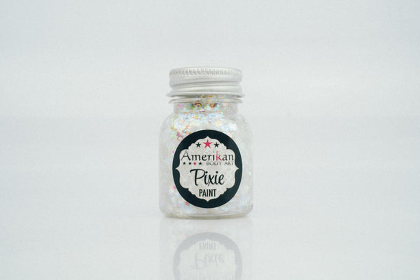 True Colors Pixie Paint Glitter -  1 ounce