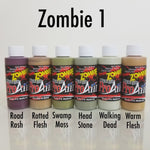 PROAIIR HYBRID WATERPROOF MAKEUP 2oz - ZOMBIE 1 COLOR 6 PACK