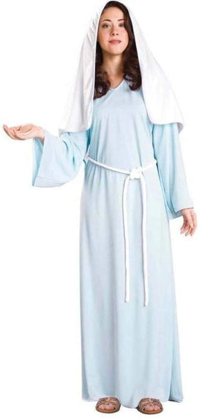 Forum Novelties Biblical Times Lady of Faith Adult Costume White