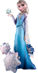 "57"" Elsa Frozen Airwalker Balloon"