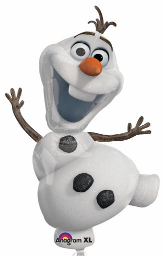 Frozen Olaf SuperShape balloon