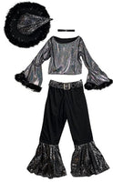 Hip witch child Halloween costume small