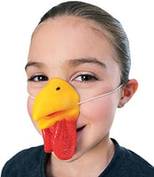 Rubie's Costume Company Rooster Chicken Nose Halloween Costume Accessory