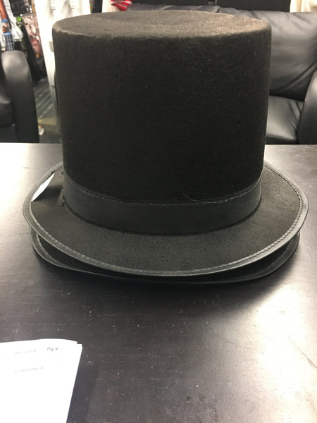 Stove pipe tall top hat