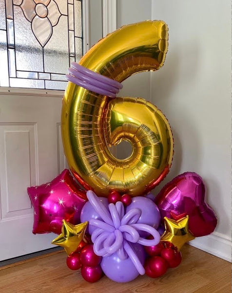 Indoor Balloon Marquee
