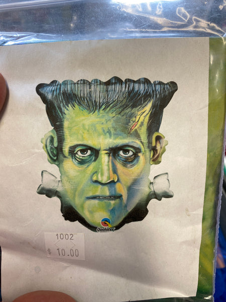 Frankenstein Foil Balloon
