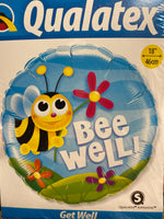 "18"" Bee Well balloon"