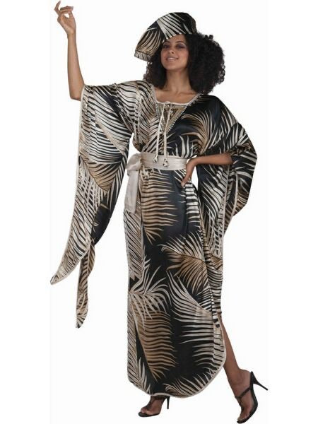 African Queen Adult Halloween Costume any size