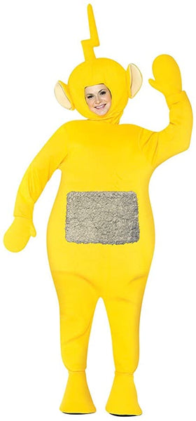 Laa Laa Teletubbies costume