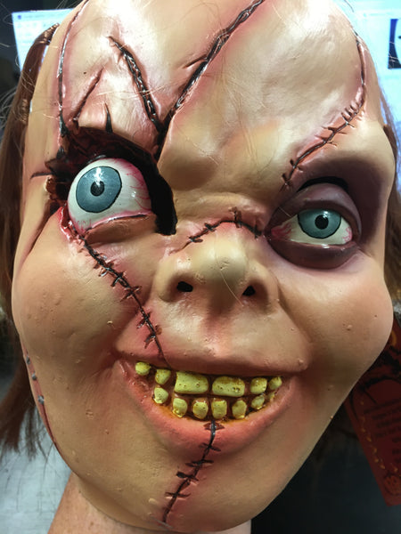 Deluxe Chucky Mask
