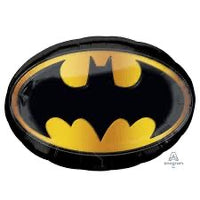 Batman Logo Foil Balloon 27""