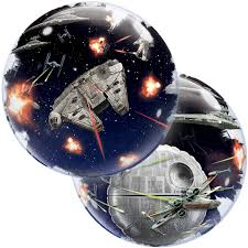 "22"" Star Wars Bubble Balloon"