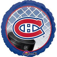 Montreal Canadians Foil Balloon