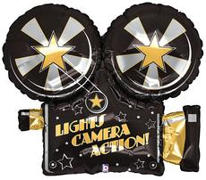 30in Hollywood Camera SuperShape Balloon