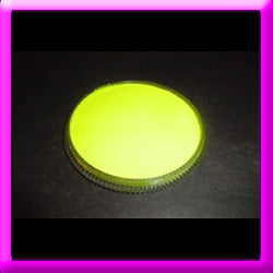 Cheek FX Facepaint - UV Glow Neon Yellow