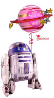 "38"" Star Wars R2-D2 Airwalker Balloon"