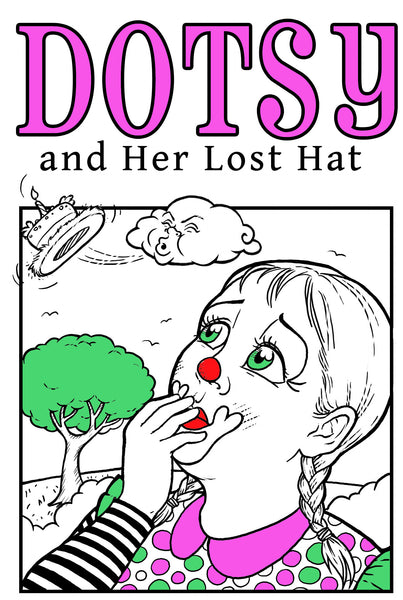 Dotsy's Lost Hat Book