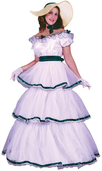 Southern Belle Halloween Costume - Adult Medium/Large  10-14