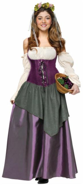 Tavern Girl Costume Rental or Purchase- Plus Size