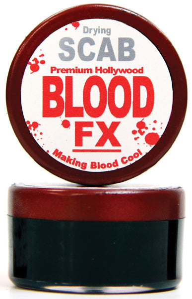 Tinsley Transfers Scab blood FX  ( must add water ) Halloween Special FX