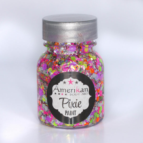Valley Girl Pixie Paint Glitter  - 1 ounce