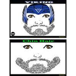 Viking Stencil Eyes - Child CLEARANCE