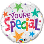 "YOU'RE SPECIAL STARS 18"" FOIL BALLOON"