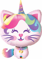 Mythical Caticorn Balloon