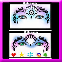 Athena Stencil Eyes - Child