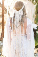 Load image into Gallery viewer, Boho Wedding Veil