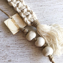 Load image into Gallery viewer, Macrame Keyrings