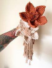 "Load image into Gallery viewer, Macrame Flower | Boho Wedding ""Neutral"""