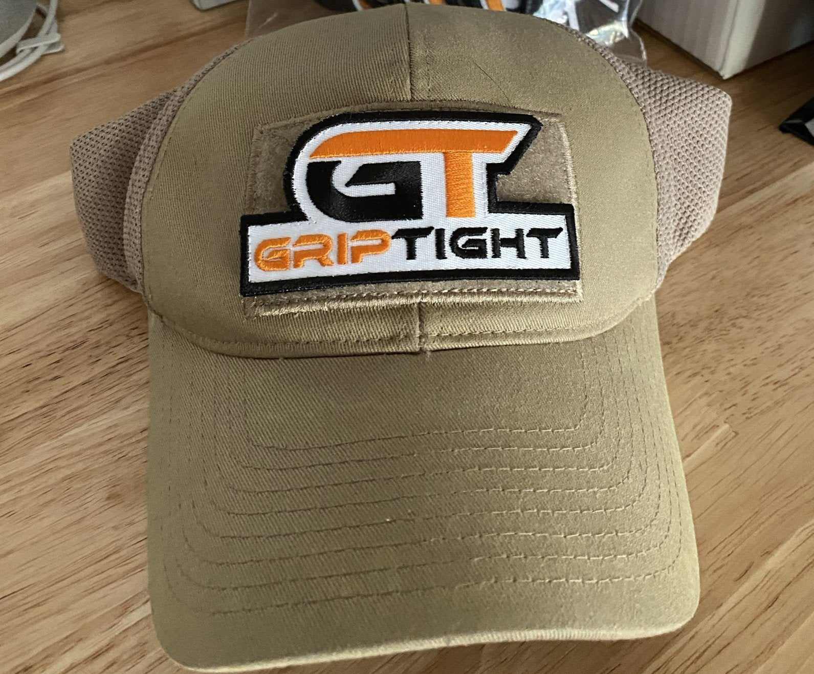 GT Logo Patch