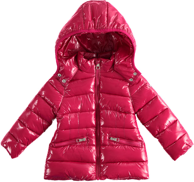 iDo Pink Padded Jacket
