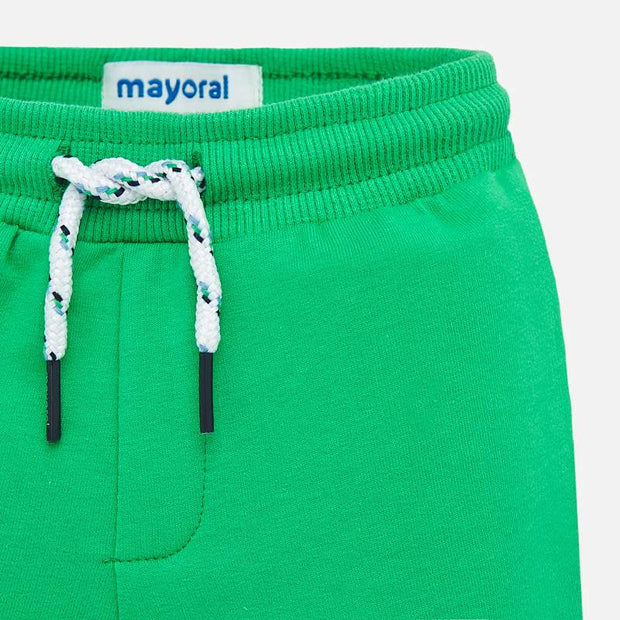 Boys Mayoral Dogs Shorts Set