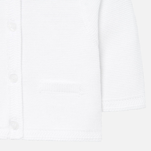Baby Mayoral White Cardigan