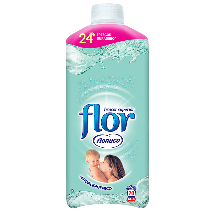 Nenuco Flor Fabric Softener