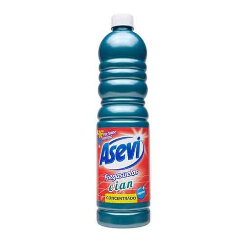 Asevi Floor Cleaner Cian Blue
