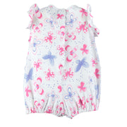 Girls iDo Butterfly Short Romper