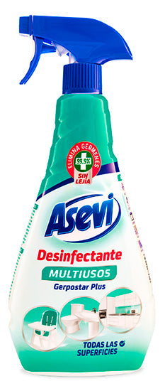 Asevi Multipurpose Disinfectant Spray
